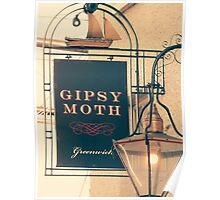 The Iconic Gipsy Moth, Greenwich Poster