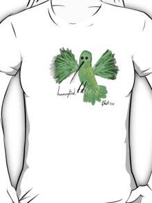 Hummingbird Digital Painting T-Shirt