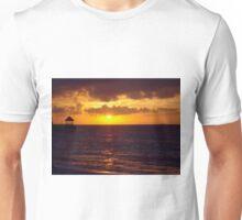 Sunset in Jamaica Unisex T-Shirt