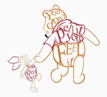 Winnie the Pooh and Piglet  Kids Clothes