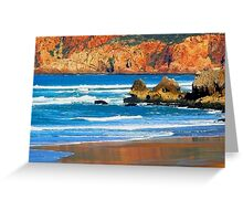 Guincho Greeting Card