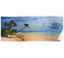 Cocos (Keeling) Islands, Australia, Indian Ocean Poster