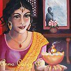 Namaste - Hindi  Welcome by goanna