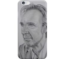 Mike Rutherford of Genesis and Mike and the Mechanics iPhone Case/Skin