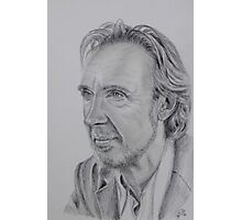 Mike Rutherford of Genesis and Mike and the Mechanics Photographic Print