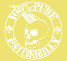 Pure Psychobilly - White Stamp Kids Clothes