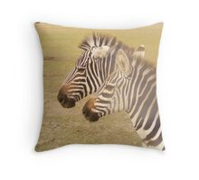 MOMMA & BABY Throw Pillow