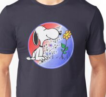 Snoopy Stealie Unisex T-Shirt