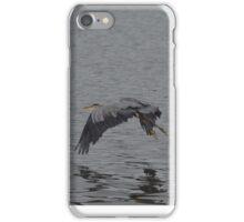 Blue Heron 3 iPhone Case/Skin