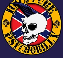 Pure Psychobilly - Flag by SquareDog