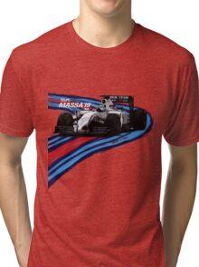 Williams Martini Racing Felipe19 Tri-blend T-Shirt