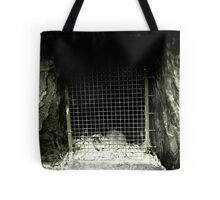 Abandon Hope All Ye That Enter Here Tote Bag