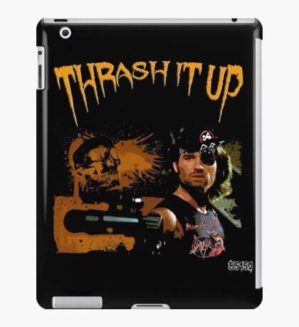 Thrash Snake iPad Case/Skin