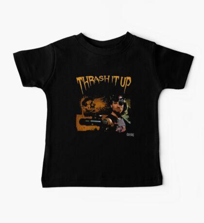 Thrash Snake Baby Tee