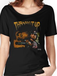 Thrash Snake Women's Relaxed Fit T-Shirt