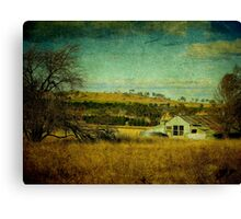 Rustic, Uralla, New South Wales, Australia Canvas Print