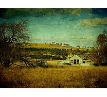 Rustic, Uralla, New South Wales, Australia Photographic Print
