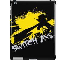 MH4U Switch Axe (CLASS SERIES) iPad Case/Skin