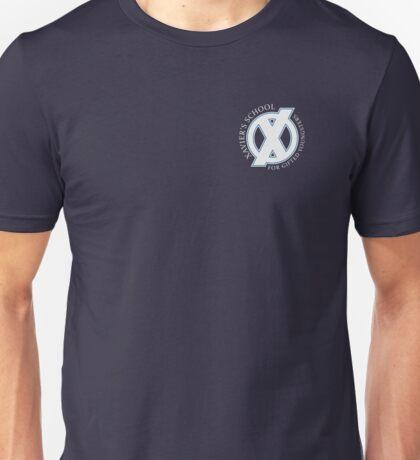 First Class - Inhuman Academics - Light Unisex T-Shirt