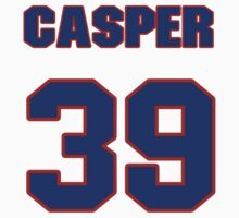 National baseball player Casper Wells jersey 39 by imsport