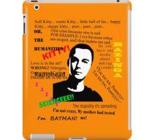 Sheldon Cooper, The Big Bang Theory. iPad Case/Skin