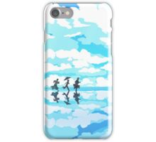 Sky phone case iPhone Case/Skin