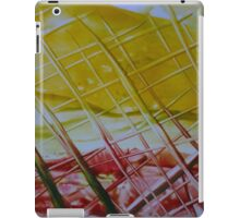 Through the wire iPad Case/Skin