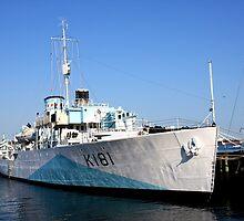 HMCS Sackville by HALIFAXPHOTO