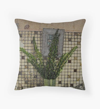bardon 13 Throw Pillow