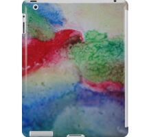 Sunrise in the valley iPad Case/Skin