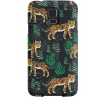 Safari Tiger Pattern by Andrea Lauren Samsung Galaxy Case/Skin
