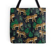 Safari Tiger Pattern by Andrea Lauren Tote Bag