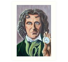Paul McGann as Doctor Eight Art Print