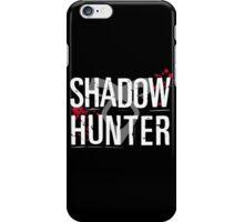 Shadow Hunter iPhone Case/Skin