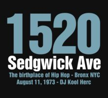 The Birthplace of Hip Hop by HHGA