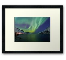 Color Palette Framed Print