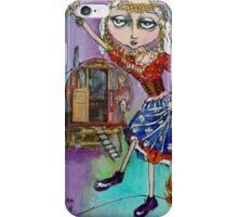 Gypsy Cora iPhone Case/Skin