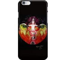 THE ASCENSION OF LILITH iPhone Case/Skin