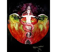 THE ASCENSION OF LILITH Photographic Print