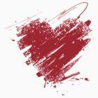 Scribble Heart by slicepotato