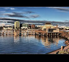 St Kilda Pier from Behind by Samantha Cole-Surjan