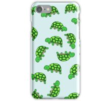Turtle Pattern iPhone Case/Skin