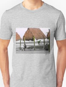 Warmth And Protection In Bocas Del Toro, Panama Unisex T-Shirt