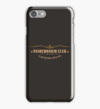 Pandemonium Club iPhone Case/Skin