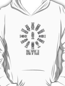 FFXII Esper Series: Dark Print T-Shirt