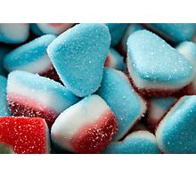 Heart Sweets Photographic Print