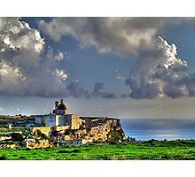 The Chapel at Mtahleb  Photographic Print