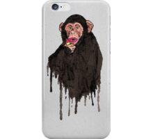 Lipstick Chimp iPhone Case/Skin