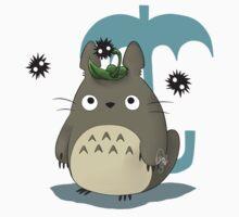 Diseño Totoro chibi Kids Clothes