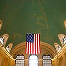 Grand Central Ceiling by Louis Galli